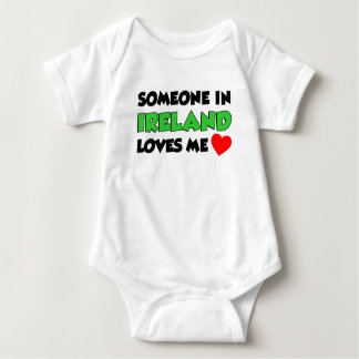 Someone In Ireland Loves Me T Shirt