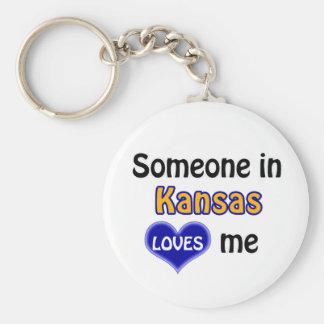 Someone in Kansas Loves me