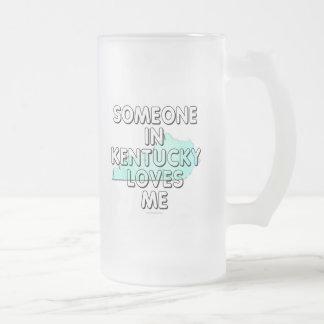 Someone in Kentucky loves me Mugs