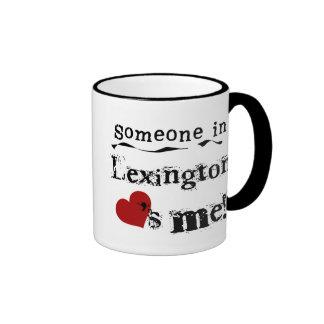 Someone in Lexington Coffee Mug