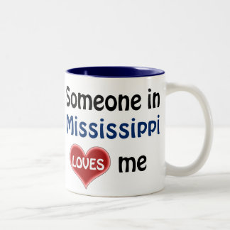 Someone in Mississippi loves me