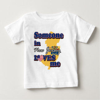 Someone in New Jersey loves me Tee Shirt
