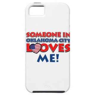 Someone in oklahoma city loves me iPhone SE/5/5s case