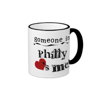 Someone in Philly Coffee Mugs