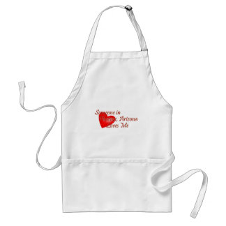 Someone in Phoenix Loves Me Adult Apron