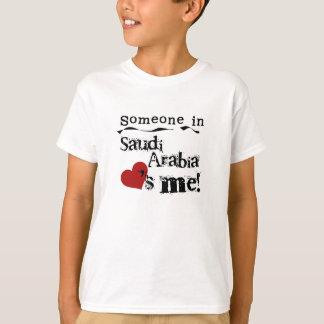 Someone In Saudi Arabia Loves Me T-Shirt