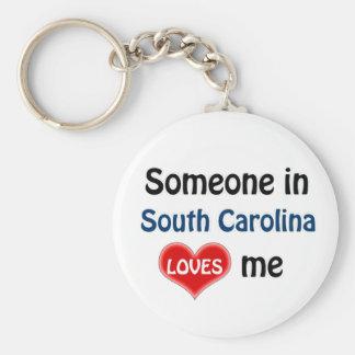 Someone in South Carolina Loves me