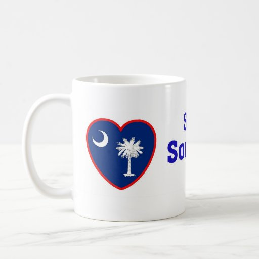 Someone In South Carolina Loves Me Mug