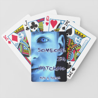 Someone Is Watching Bicycle Playing Cards