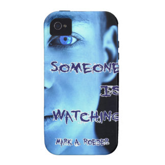 Someone Is Watching Case For The iPhone 4