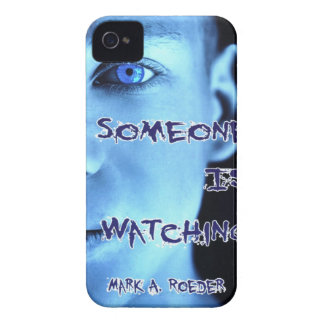 Someone Is Watching Case-Mate iPhone 4 Cases