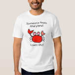 Someone loves me T-Shirt