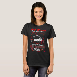 Someone Special Bus Driver Wife Valentine Tshirt