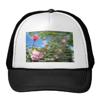 Someone Special Friendship Poem Trucker Hat