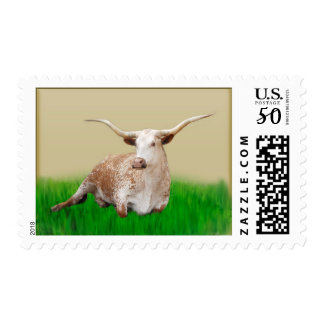 Someone's Texas Longhorn Queen 1st Class 1oz) Postage