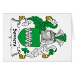 Somers Family Crest Greeting Cards