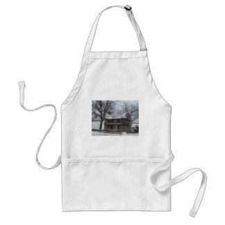Somers Mansion Adult Apron