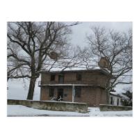 Somers Mansion Postcards