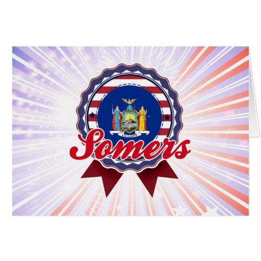 Somers, NY Greeting Card