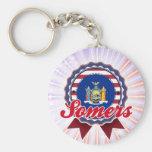 Somers, NY Keychains