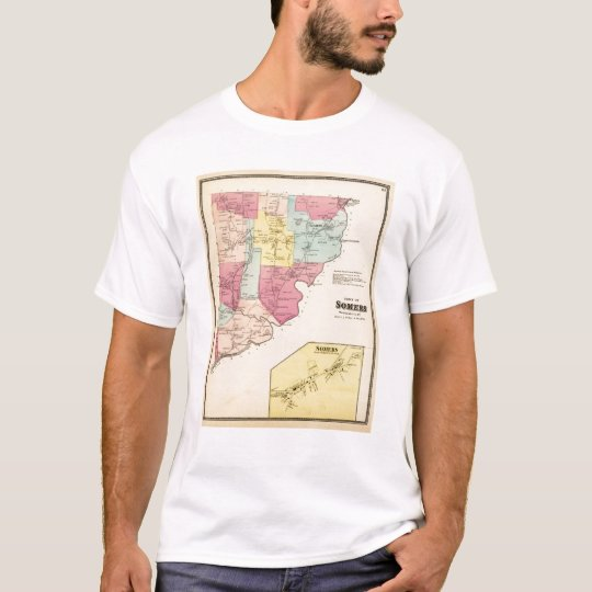 Somers, Town T-Shirt