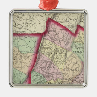 Somerset, Bedford, Fulton counties Christmas Tree Ornaments