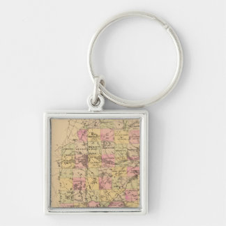 Somerset County, Maine Keychain