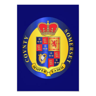 Somerset County seal Card