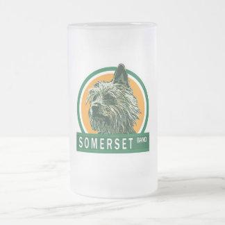 """Somerset """"EL Chico"""" 16oz. Stein helado Taza De Cristal"""
