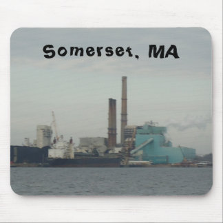 Somerset, MA Mouse Pad