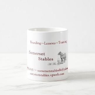 Somerset Stables Coffee Mug