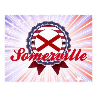 Somerville, AL Postcard