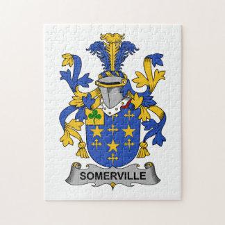 Somerville Family Crest Puzzle