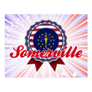 Somerville, IN Post Card