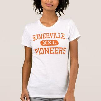 Somerville - pioneros - alto - Somerville Camisetas