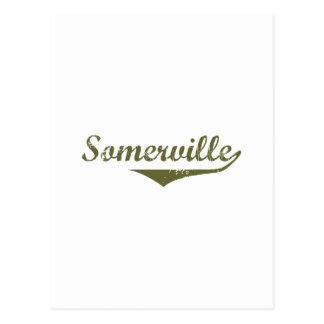 Somerville  Revolution t shirts Post Cards