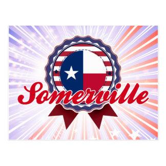 Somerville, TX Post Cards