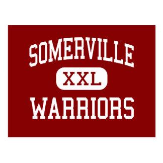 Somerville - Warriors - Middle - Somerville Post Cards