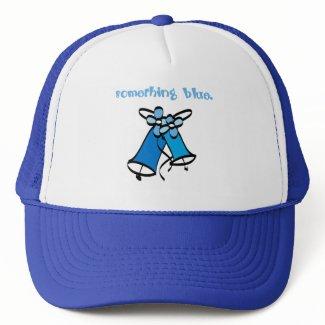Something Blue hat