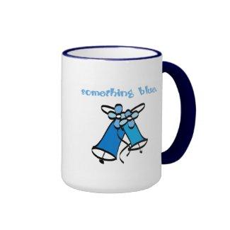 Something Blue Bridal Mug