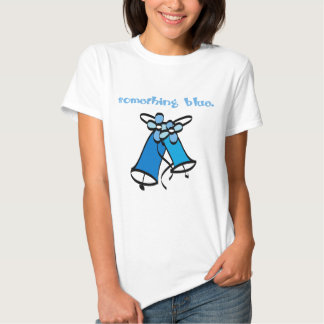 Something Blue Bridal Shirt
