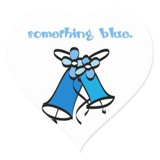 Something Blue sticker