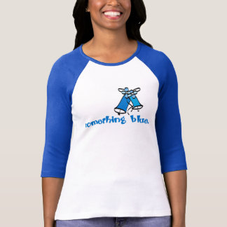 Something Blue Bride Nightshirt T-Shirt