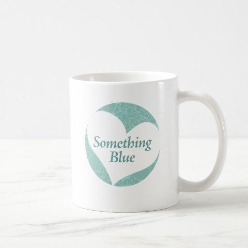 Something Blue Coffee Mugs