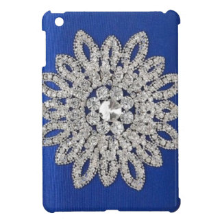 Something Blue...Diamonds iPad Mini Case