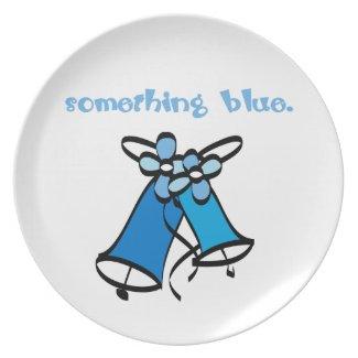 Something Blue Dinner Plates