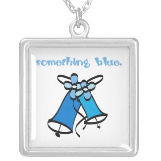 Something Blue Jewelry necklace