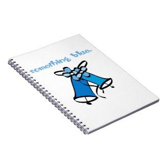 Something Blue notebook