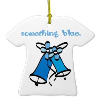Something Blue Ornament