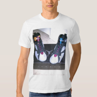 "Something Different ""Boudreaux"" Jordan 7 Tee by Os"